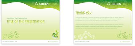 Presentation Green