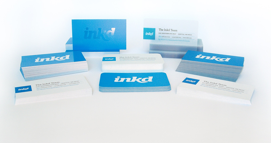 line Business Card Printing Services