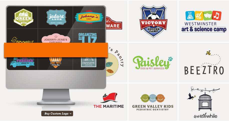 Professional Logos and Branding - Get a New Logo
