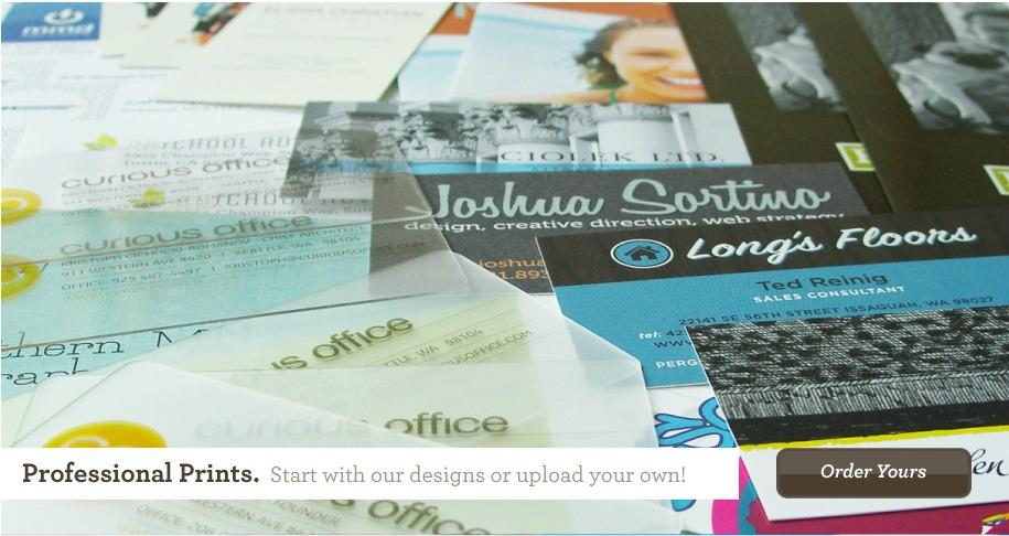 Full Color Online Printing - the Inkd way!